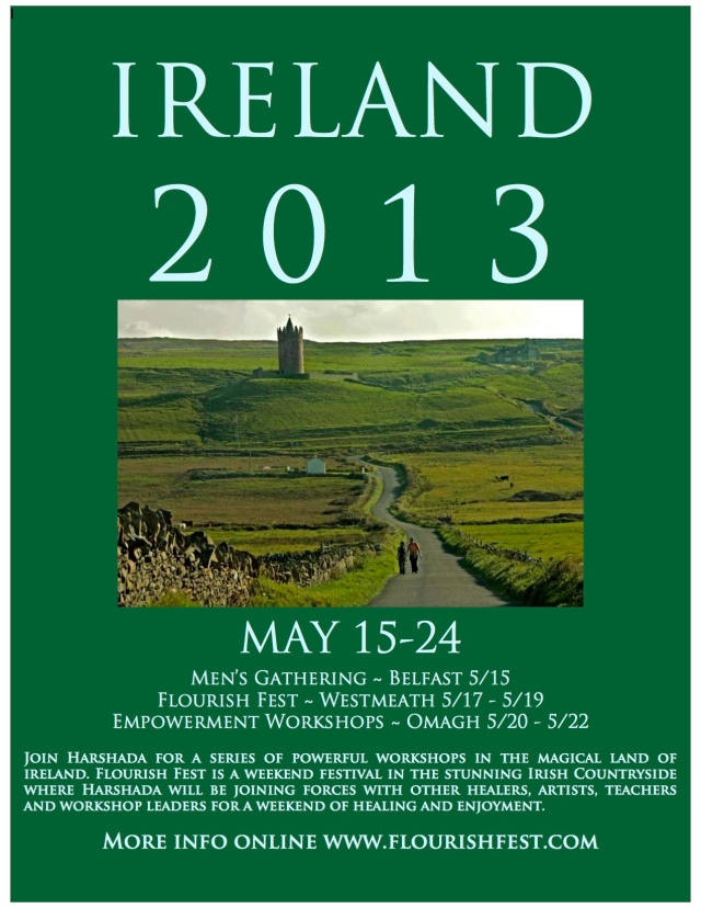 D. Harshada Wagner's Ireland Tour